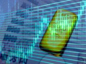 金の相場の高騰イメージ