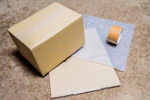 買取の流れ2(梱包)のイメージ画像